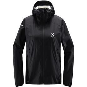Haglöfs L.I.M PROOF Multi Jacket Dame true black
